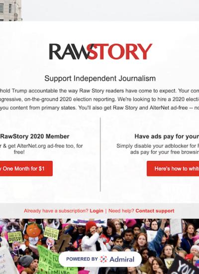 Raw Story Media