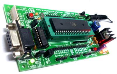 Embedded C Programming Compilers For 8051 Microcontroller