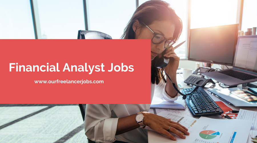 Financial Analyst Jobs