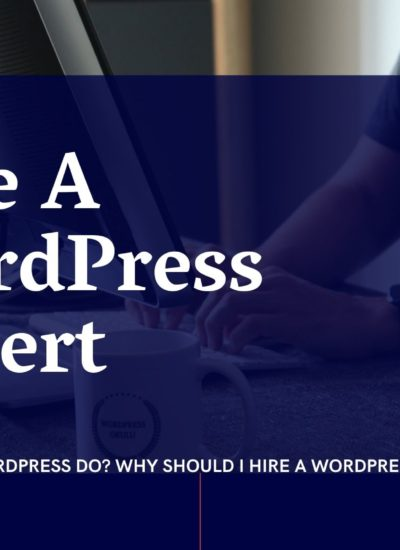 Hire A WordPress Expert