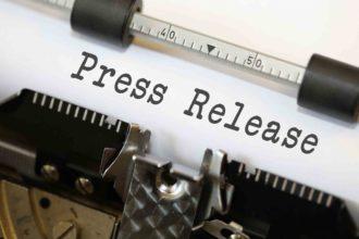 Press Release Format